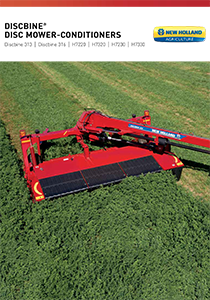 Discbine® Disc Mower-Conditioner - Brochure