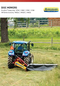 DuraDisc™ Heavy-Duty Disc Mowers - Brochure