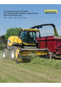 SP Forage Harvesters - Brochure