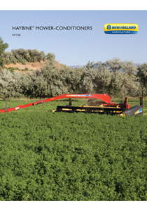 H7150 Mower-Conditioner - Brochure