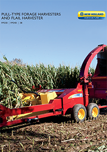 PT Forage Harvesters - Brochure