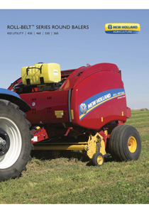 Roll-Belt™ Round Balers - Brochure