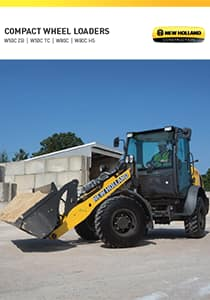 Compact Wheel Loader - Brochure