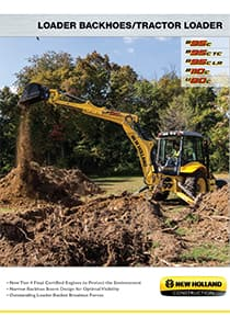 Loader Backhoes - Brochure
