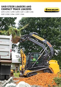 Compact Track Loaders - Brochure
