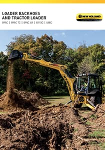 Tractor Loader / Loader Backhoe - Brochure