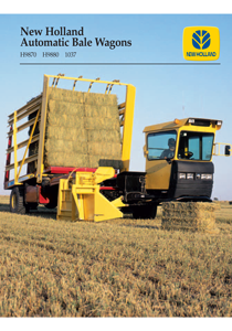 SP Bale Wagons - Brochure