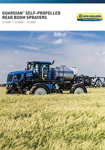 Guardian Rear Boom Sprayers - Tier 4B - Brochure