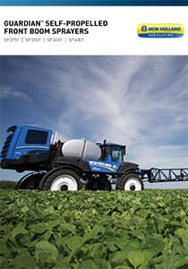 Guardian™ Front Boom Sprayers - Brochure