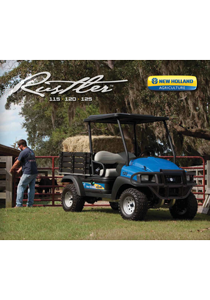 Rustler™ utility vehicles - Brochure