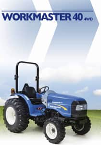 WORKMASTER™ 40 4WD