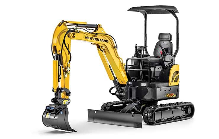 Compact Excavators - C-Series