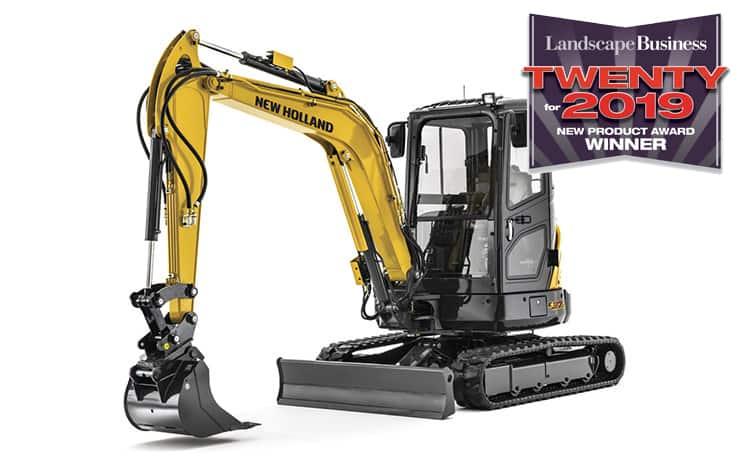 New, 2021, New Holland Construction, E37C Compact  Excavator, Excavators