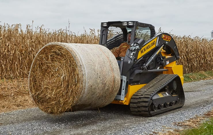 C237 Compact Track Loader
