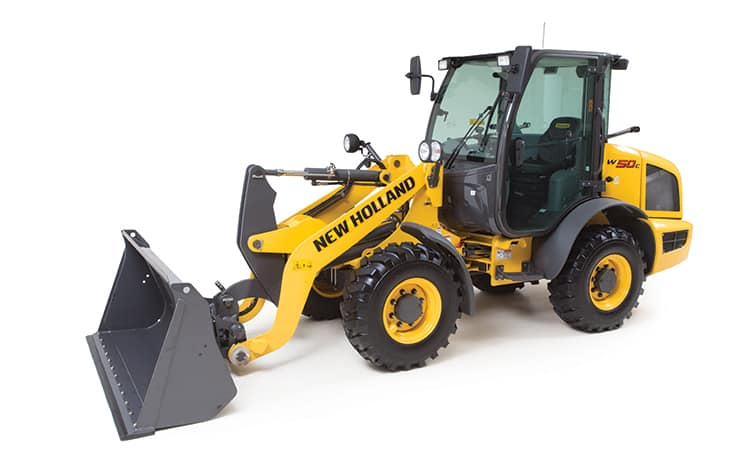 W50C ZB Compact Wheel Loader