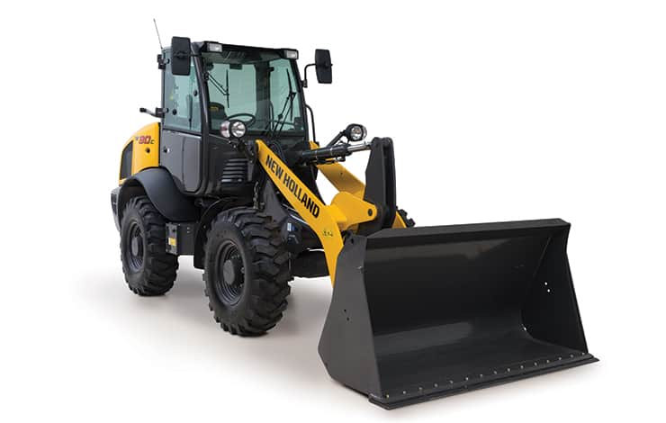 W80C HS Compact Wheel Loader