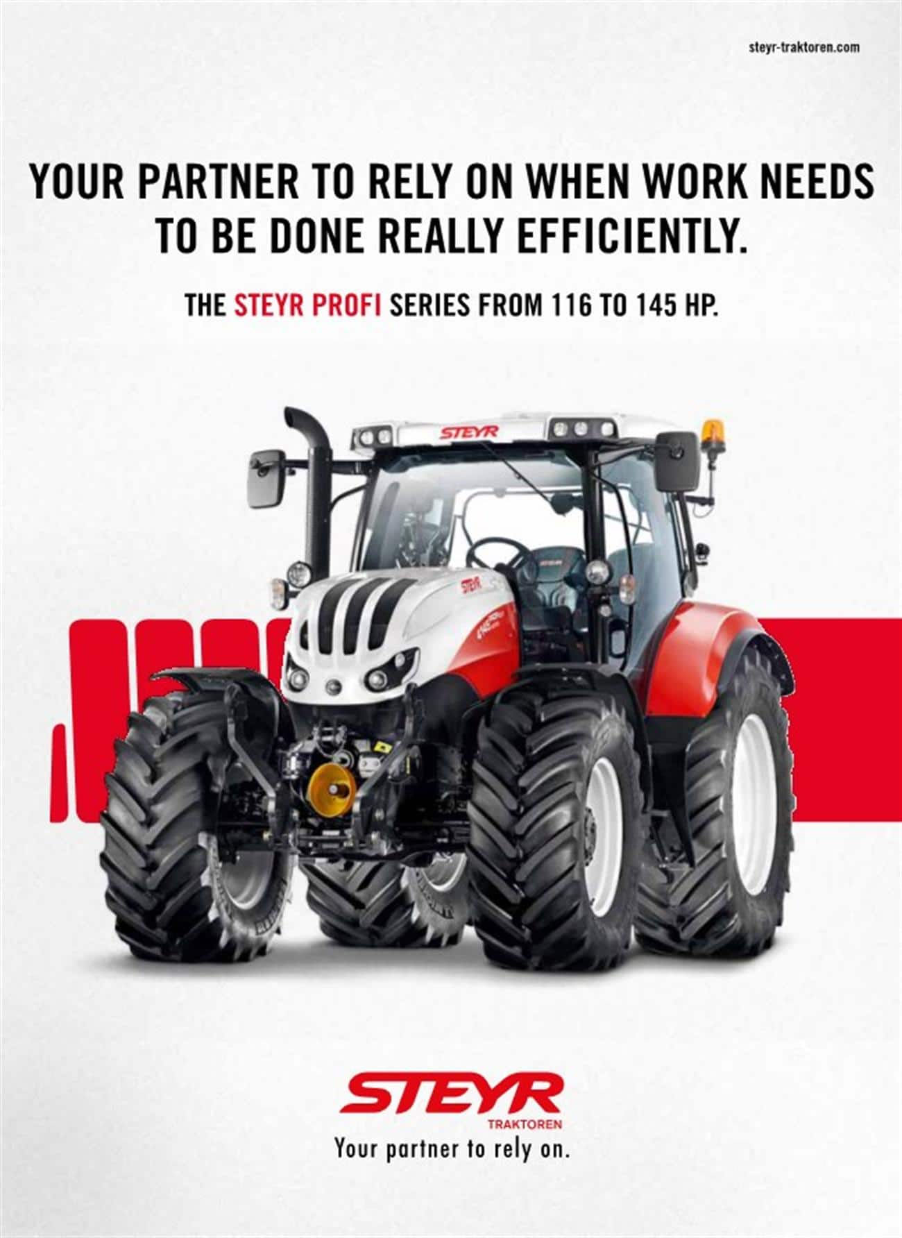 STEYR Profi Classic | STEYR Traktoren