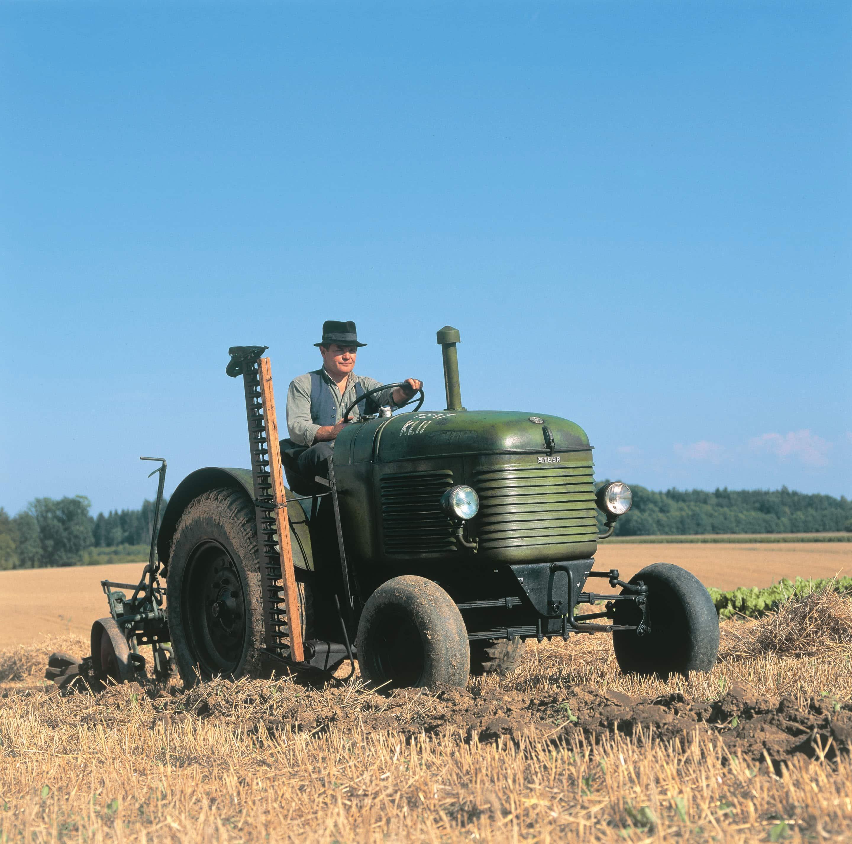 Geschichte | STEYR Traktoren