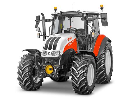 STEYR Kompakt   STEYR Traktoren