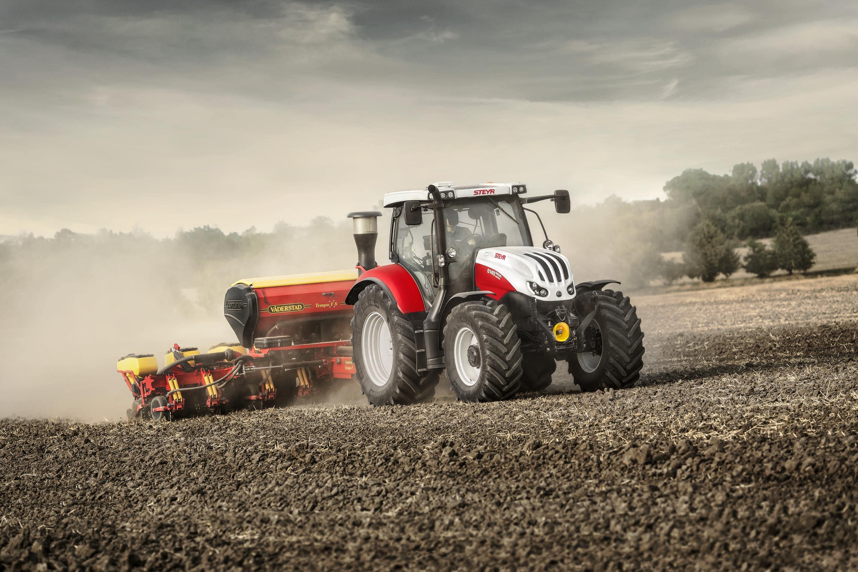 STEYR Profi | STEYR Traktoren